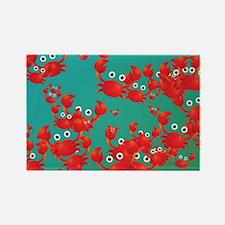 Crab world Magnets