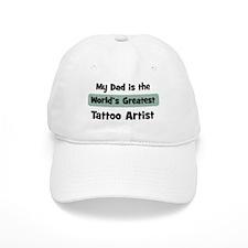 Worlds Greatest Tattoo Artist Baseball Cap