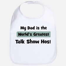 Worlds Greatest Talk Show Hos Bib