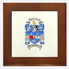 KEANE Coat of Arms Framed Tile