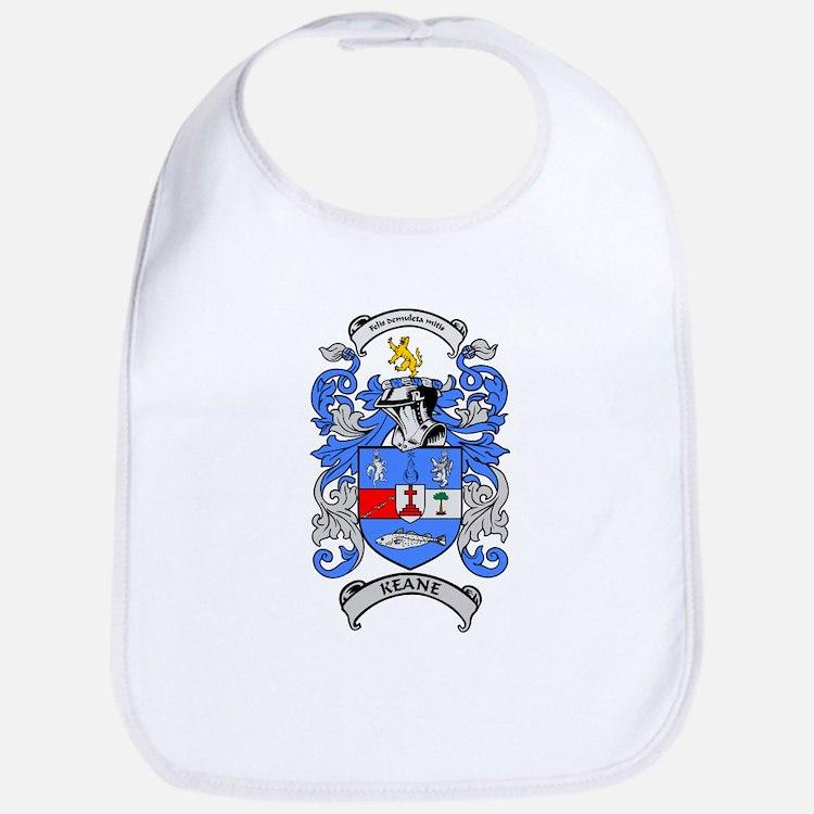 KEANE Coat of Arms Bib