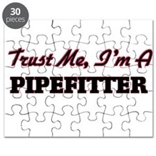 Trust me I'm a Pipefitter Puzzle