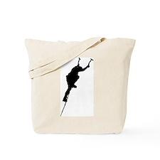 Cute Climbing Tote Bag