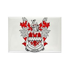 JOYCE Coat of Arms Rectangle Magnet