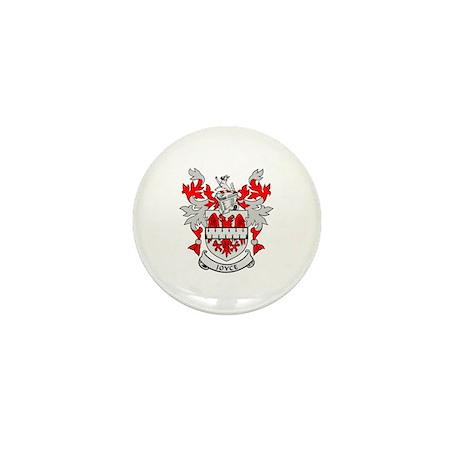JOYCE Coat of Arms Mini Button