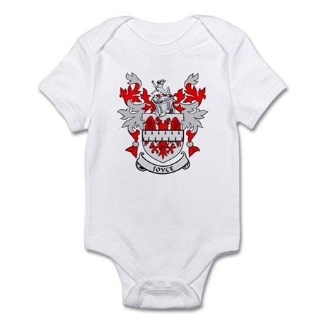 JOYCE Coat of Arms Infant Bodysuit