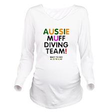 AUSSIE MUFF DIVING TEAM - WAY TO GO AUSTRALIA! - L