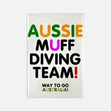 Aussie Muff Diving Team - Way To Go Magnets