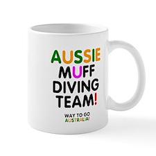 Aussie Muff Diving Team - Way To Go Mugs