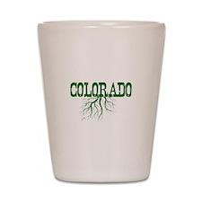 Colorado Roots Shot Glass