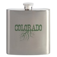 Colorado Roots Flask
