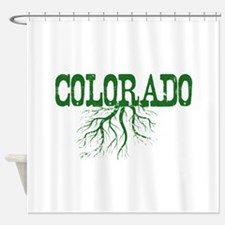 Colorado Roots Shower Curtain