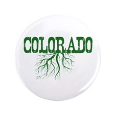 """Colorado Roots 3.5"""" Button (100 pack)"""
