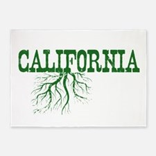 California Roots 5'x7'Area Rug