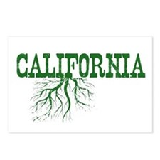 California Roots Postcards (Package of 8)