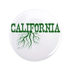 """California Roots 3.5"""" Button (100 pack)"""
