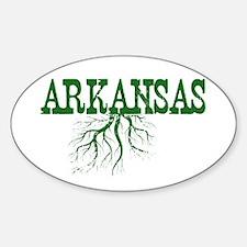 Arkansas Roots Decal