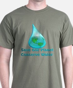 Conserve Water T-Shirt
