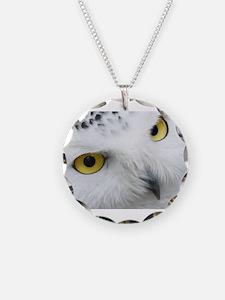 snowy owl Necklace