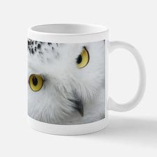 snowy owl Mugs