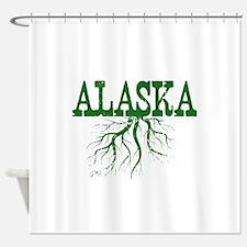 Alaska Roots Shower Curtain