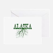 Alaska Roots Greeting Card