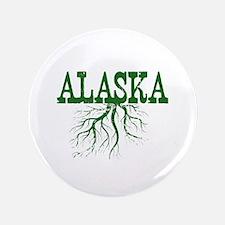 """Alaska Roots 3.5"""" Button"""