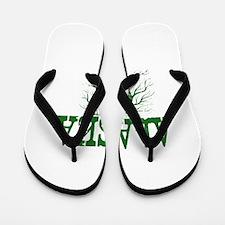 Alaska Roots Flip Flops
