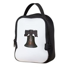 liberty bell Neoprene Lunch Bag