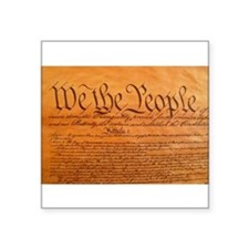 US Constitution Sticker