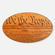 US Constitution Decal