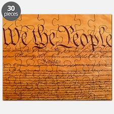US Constitution Puzzle