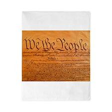 US Constitution Twin Duvet
