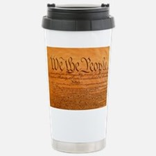 US Constitution Travel Mug