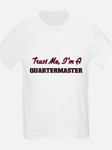 Trust me I'm a Quartermaster T-Shirt