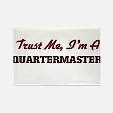 Trust me I'm a Quartermaster Magnets