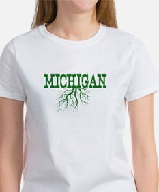 Michigan Roots Women's T-Shirt