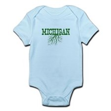 Michigan Roots Infant Bodysuit
