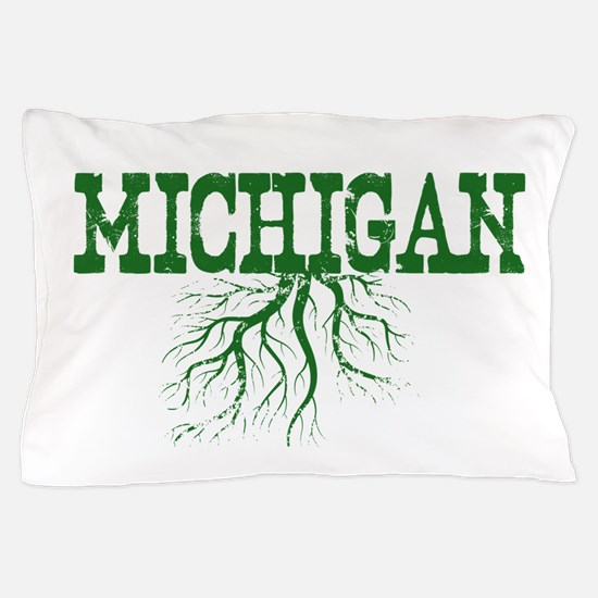 Michigan Roots Pillow Case