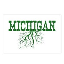 Michigan Roots Postcards (Package of 8)