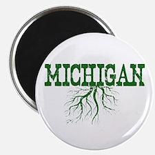 Michigan Roots Magnet
