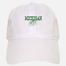 Michigan Roots Baseball Baseball Cap