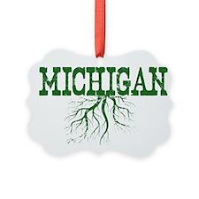 Michigan Roots Ornament