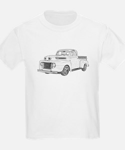 1950 Ford F1 T-Shirt