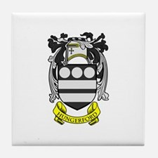 HUNGERFORD Coat of Arms Tile Coaster