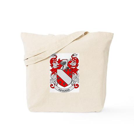 HOWARD Coat of Arms Tote Bag