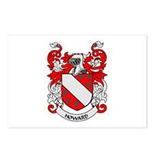 HOWARD Coat of Arms Postcards (Package of 8)