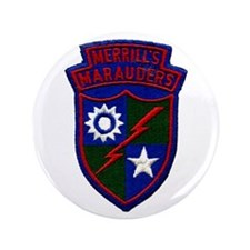 "Merrill's Marauders 3.5"" Button"