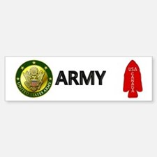 1st Special Service Force Bumper Bumper Sticker