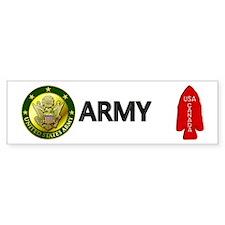1st Special Service Force Bumper Sticker